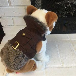 Pet jacket coat